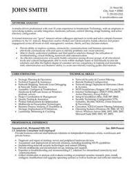 click here to download this network analyst resume template httpwww resume it template