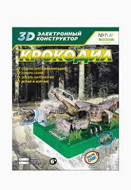 <b>Конструктор ND</b> Play <b>Электронный 3D</b>-Крокодил купить за 594 ...
