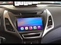 Штатная <b>магнитола Hyundai Elantra</b>, Avante (2013-2016) Android ...
