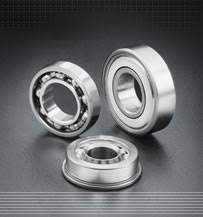 <b>Radial Ball Bearings</b>