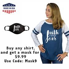 <b>Christian Clothing For</b> Women | FREE Shipping