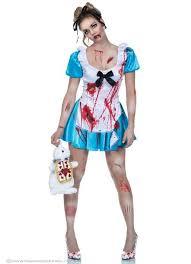 Horrorland <b>Alice Zombie Halloween Costume</b> | <b>Zombie halloween</b> ...