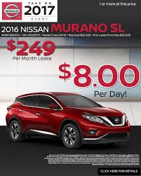 Honda Toms River Nissan Monthly Lease Deals
