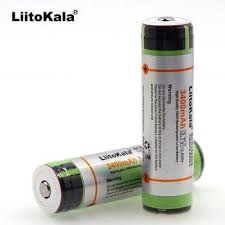 <b>Liitokala New</b> Protected Original Rechargeable battery 18650 ...
