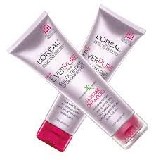 Bildresultat för loreal sulfate free shampoo