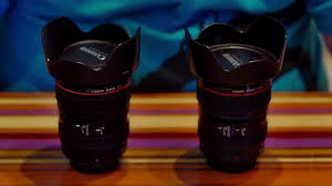 WHOA!! Chinese Counterfeit Canon L Series EF Lens!!! - YouTube