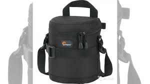 Чехол для объектива <b>Lowepro S&F</b> Lens Case 11x14cm купить в ...