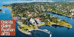 Oslo'da daire fiyatları el yakıyor
