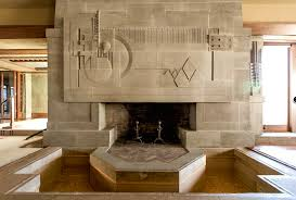 Lessons from Wright    s Hollyhock House Restoration   Time to Buildthat symbolizes the Earth  These elements were consciously placed together to symbolically represent the four elements of Earth  Air  Water and Fire