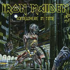 <b>Somewhere</b> In Time by <b>Iron Maiden</b> on Spotify