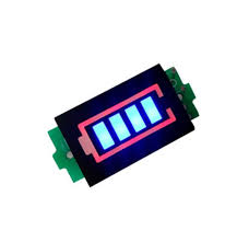 1S 2S 3S 4S <b>Lithium Battery Capacity Indicator</b> Voltmeter Module ...