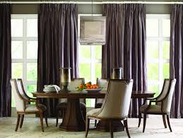 brown amazing dark oak dining