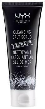 <b>NYX скраб</b> для лица Stripped Off Cleansing Salt ... — купить по ...