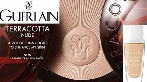 NEW <b>GUERLAIN TERRACOTTA</b> NUDE GLOW POWDER ...