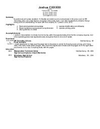 ramp agent resume example  fedex    memphis  tennesseefeatured resumes