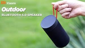 <b>Xiaomi XMYX02JY Mi</b> Outdoor Bluetooth 5.0 Speaker - YouTube