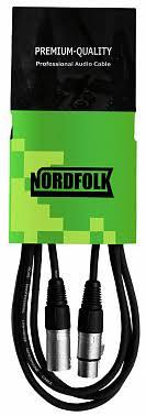 Купить <b>Микрофонный кабель NORDFOLK</b> NMC9/1M с ...