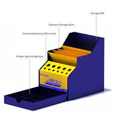 MECHANIC <b>Multi function Mobile Phone Repair</b> Tools Box PVC ...