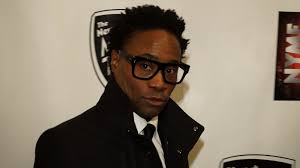 "Billy Porter serving face. For everyone's benefit. Stanley Glover: The juxtaposition of his self-proclaimed ""creature-like"" dancing with ... - billy_porter_1"