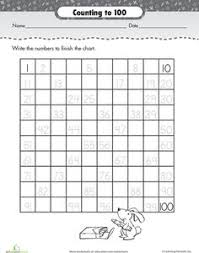 1000+ images about Counting to100 on Pinterest | Counting to 100 ...Worksheets: Counting to 100