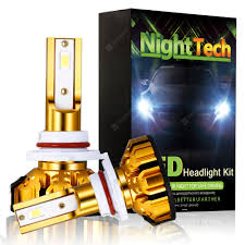 V10 LED Headlight Blubs Headlamp for Car 2pcs Sale, Price ...