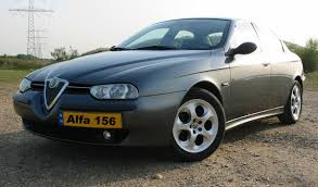 Alfa Romeo 156 — Википедия