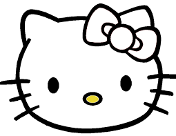 hello kitty printable party invites coloring pages for these and all of my printables are for personal use only please colors in 3 hello kitty cute