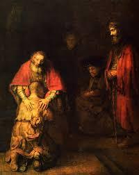 Resultado de imagen para Quienes se acercan al sacramento de la penitencia obtienen de la misericordia de Dios el perdón de la ofensa hecha a Él