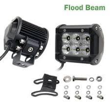 90W <b>CREE LED</b> Work Lights For ATVs <b>12V</b> 5.3 6000K <b>IP67</b> ...