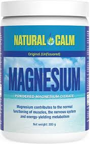 <b>Natural Vitality Natural Calm</b> Superior Magnesium Powder, <b>Anti</b> ...