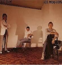 <b>Jam</b> - <b>All Mod</b> Cons - Byrdland Records