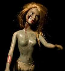 La Barbie zombi