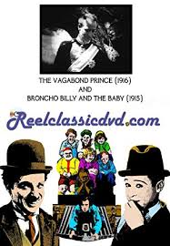 THE VAGABOND PRINCE (1916) and BRONCHO ... - Amazon.com