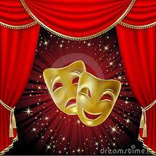 Resultado de imagen de mascaras de teatro