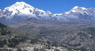 Resultado de imagen para imagenes de el valle de sorata