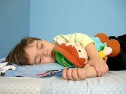 sueño en los niños