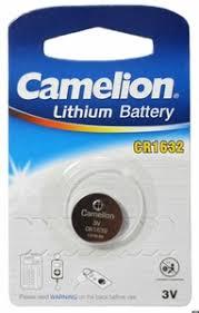 <b>Батарейка CR1632 Camelion</b> (1шт)