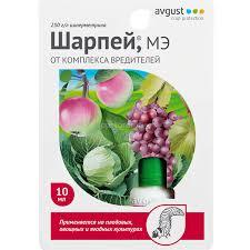 <b>Средство защиты от</b> вредителей Шарпей Avgust 10 мл - купите ...