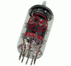 Электронная <b>лампа JJ Electronic</b> ECC82 / <b>12AU7</b> | Купить с ...