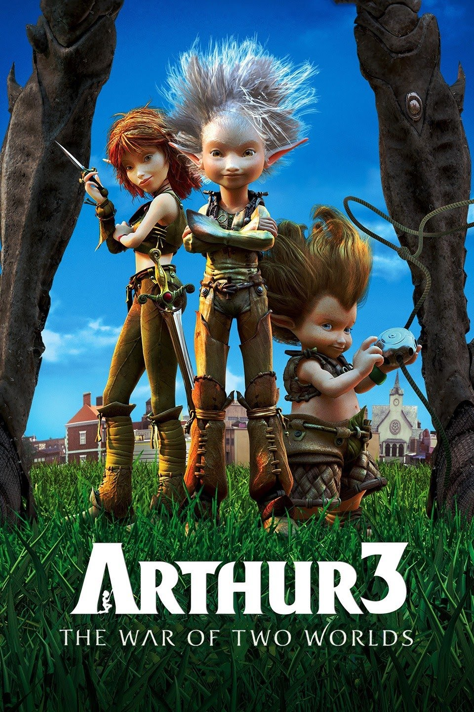 Download Arthur 3: The War of the Two Worlds (2010) Full Movie in Hindi 480p | 720p