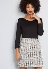 <b>Long Sleeve Vintage</b> Dresses | ModCloth