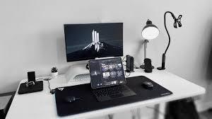 The Perfect iPad Pro Desk Set Up: <b>Baseus 16</b> in <b>1 USB</b>-<b>C Dock</b> ...