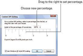 Change Your Monitor's Dots per Inch (DPI) Setting - dummies