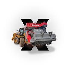 Asphalt <b>Zipper</b>® Products – All-New X Models