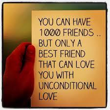 Unconditional friendship #instapad #instagram #love #friendship ...
