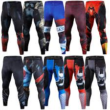 2019 brand compression pant snake scale print <b>quick drying</b> men ...