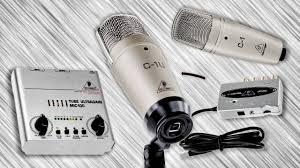 USB-микрофон или конденсаторный студийный микрофон: что ...