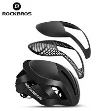 <b>ROCKBROS Cycling Helmet EPS</b> Reflective Bike Helmet 3 in 1 MTB ...
