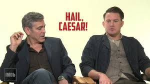 hail caesar interview george clooney channing tatum josh interview george clooney channing tatum josh brolin on working the coen brothers imdb