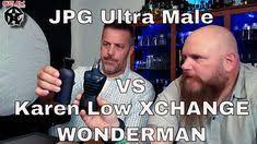 Jean Paul Gaultier Ultra Male VS <b>Karen Low XCHANGE</b> ...